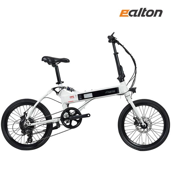 알톤 2019 스트롤RS 20인치 스로틀 방식 전기 자전거, 스트롤RS(겸용)화이트