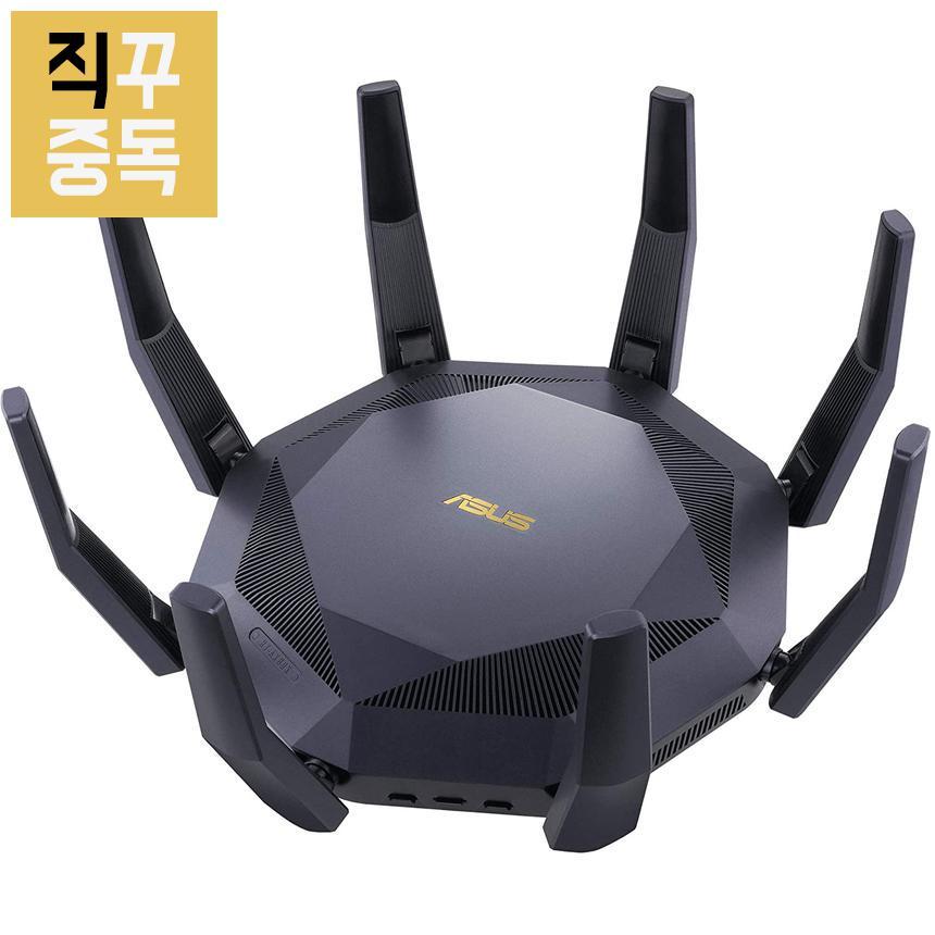 아수스 라우터 무선 공유기 Wifi 6 RT-AX88U AX6000, 단품
