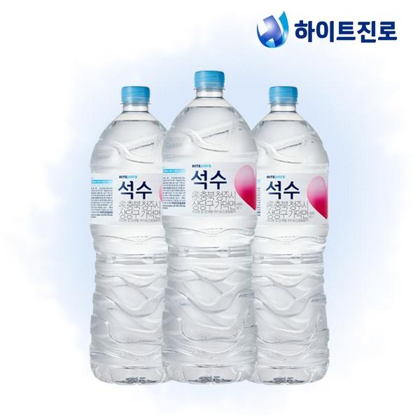 하이트진로 석수 2L 24병 생수, 24개