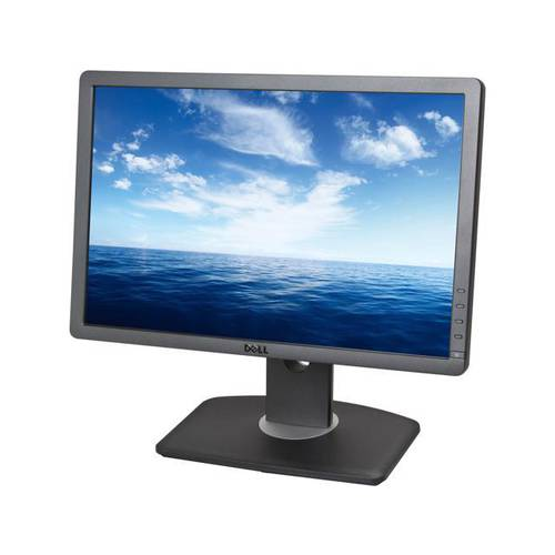 Dell Professional P1913 Black 19 5ms (GTG) Widescreen LCD/LED Monitor, 상세내용참조