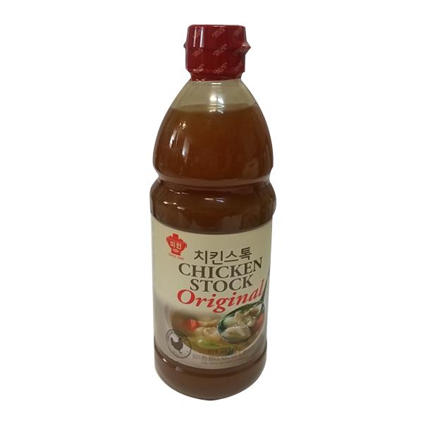 대상 미원 치킨스톡 오리지날 1kg 2개 [무료배송]