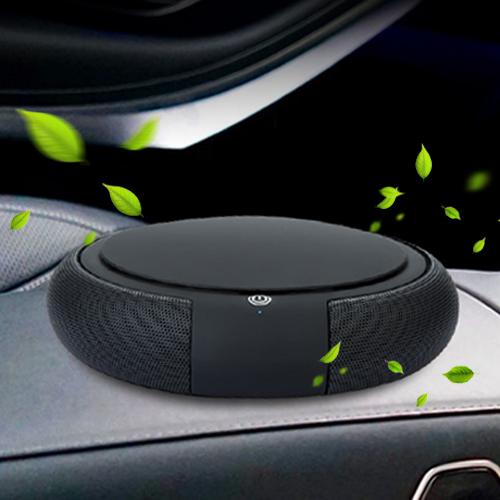 무(NO)마크 샤오미 차량공기청정기 초강력 휴대용공기청정기 청소기, 블랙 (POP 5295537955)