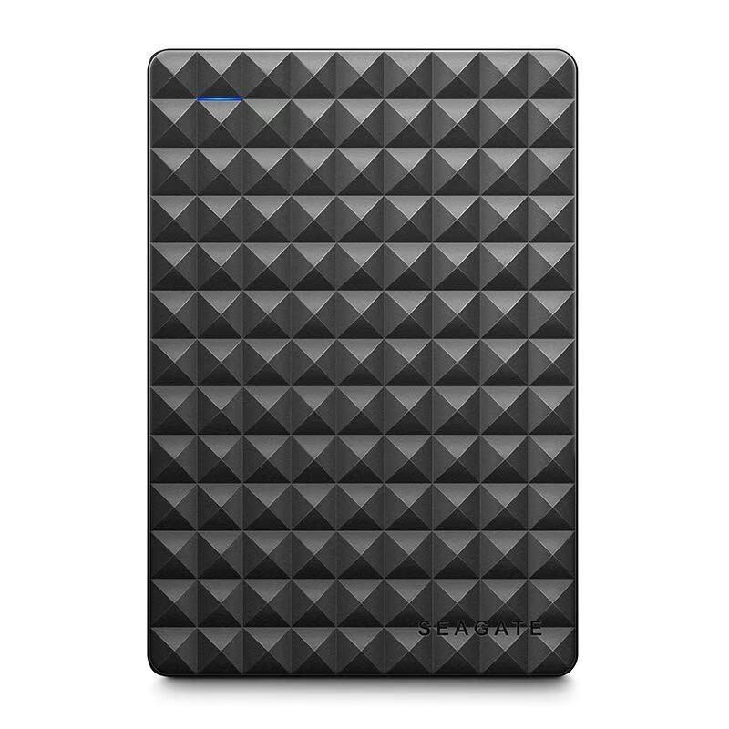 씨게이트 포터블 드라이브 익스팬션 USB 3.0 라이트웨이트 휴대용 외장하드, Black, 4TB (POP 4696022994)