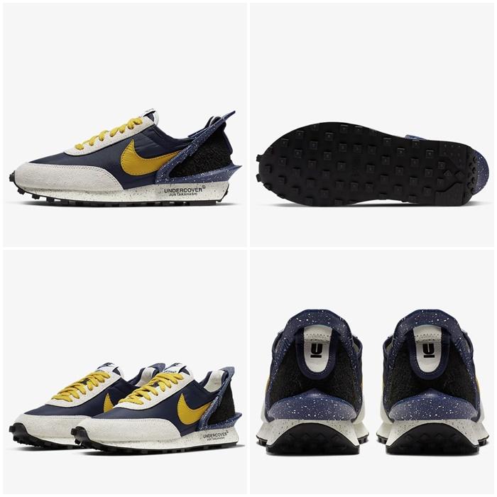 (해외배송) 나이키 100스퀘어 나이키 X 언더커버 데이브레이크 옵시디언 CJ3295-400 Womens Nike x Undercover Daybreak 100스퀘어