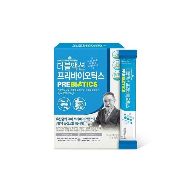 메이준 뉴트리 이승남 원장의 더블액션 프리바이오틱스(이나영 립 증정), 1개, 5박스