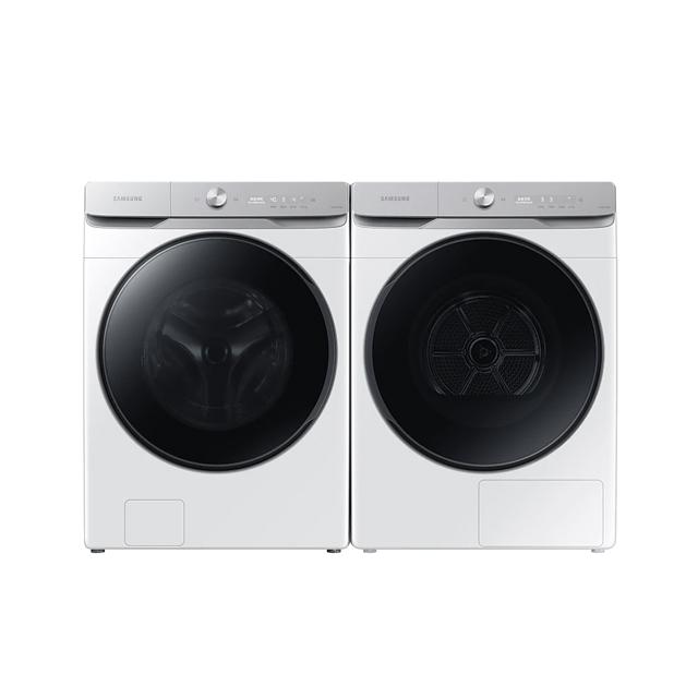 삼성전자 삼성 그랑데AI 의류 빨래 세탁기 건조기 세트 화이트 21kg 16kg WF21T6300KW DV16T8740BW 환급대상 무료배송, 인터넷가입사은품