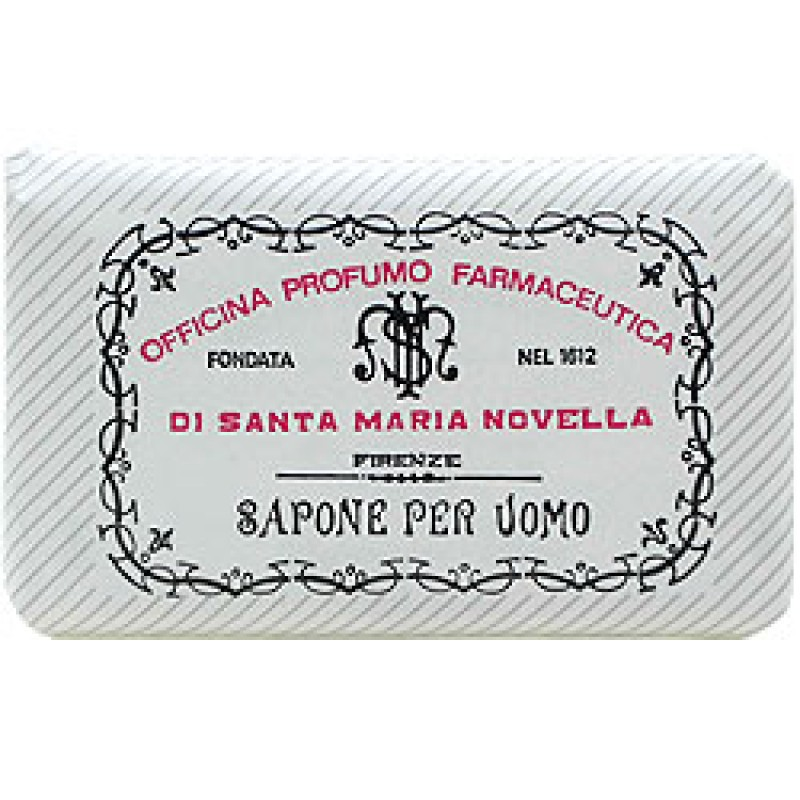 산타 마리아 노벨라 Santa Maria Novella남성 소프 루시안 코롱 130g(5737)사봉SAVON비누[SMN향수][향수, 1