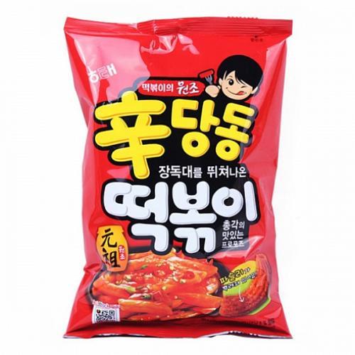 코코플러스 해태 신당동 떡볶이 110gx24개입 스낵, 1