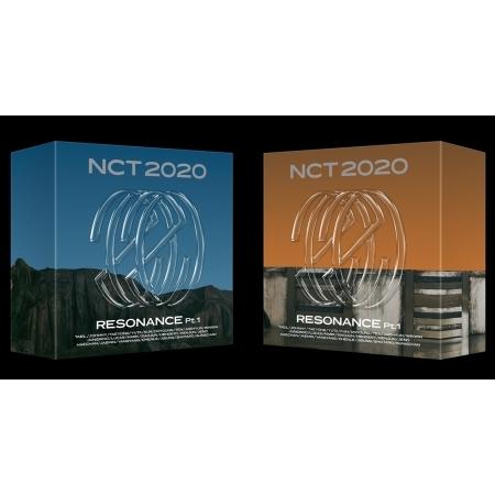 NCT2020 레조넌스파트1키트 THE 2ND ALBUM RESONANCE PT.1엔시티 (키트앨범 세트)