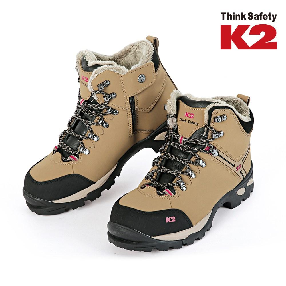 K2-58 6인치 방한화 안전화 작업화