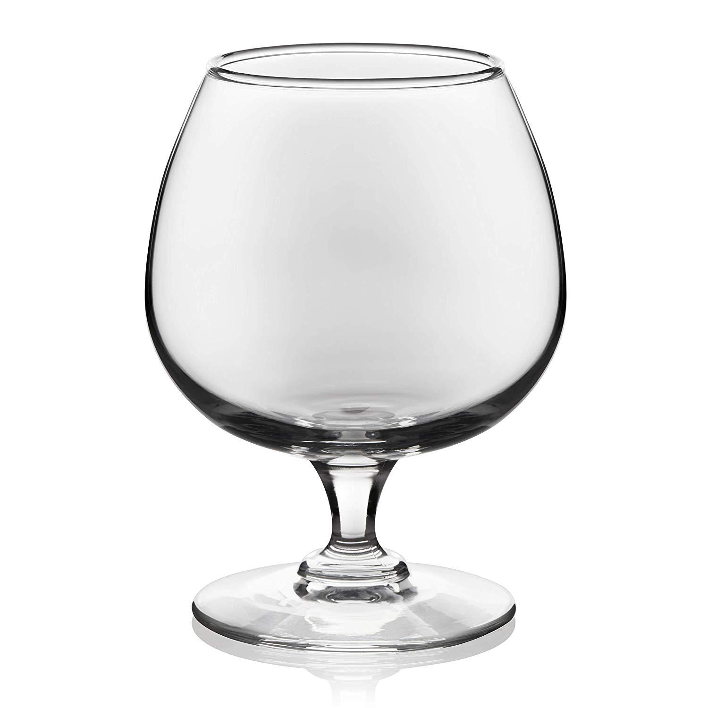 리비 퍼펙트 꼬냑잔 4개입 언더락 일반양주잔, 1개