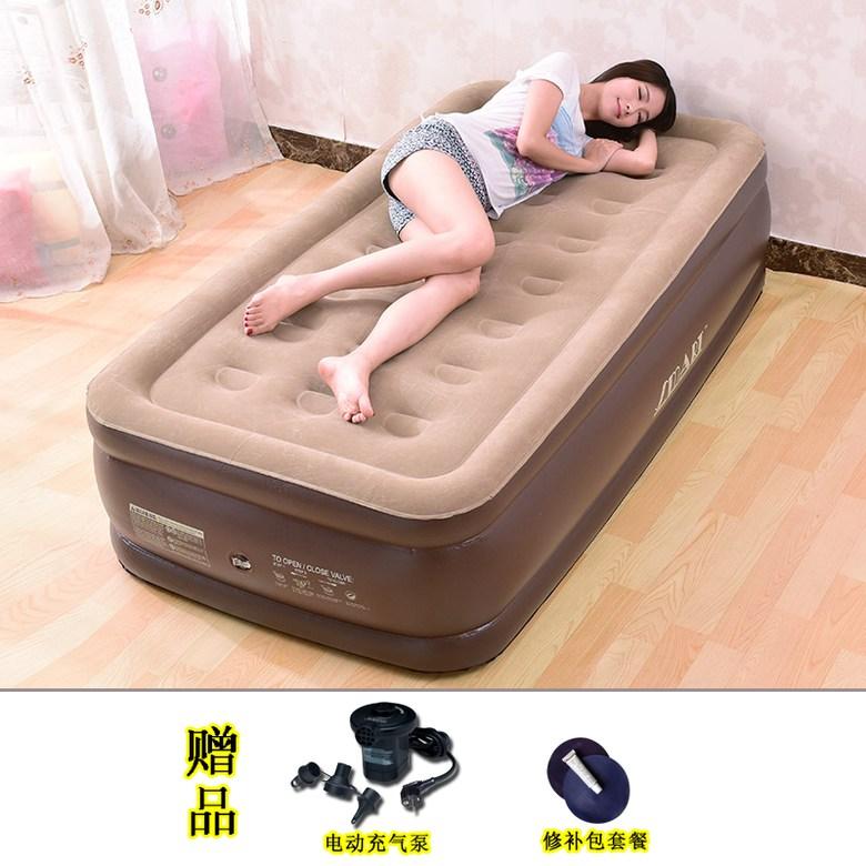 전동 에어매트 가정용 쿠션 침대 1인용, E (POP 5736912905)
