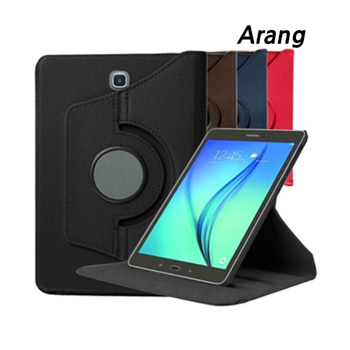 Arang 갤럭시탭A 8.0 SM-T290 T295N 2019, 회전케이스-블랙