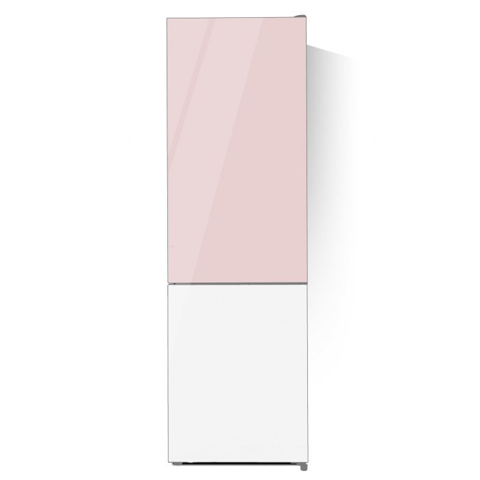 하이메이드 글라스도어 콤비 냉장고 HRF-H244PW [244L] (POP 5642291659)