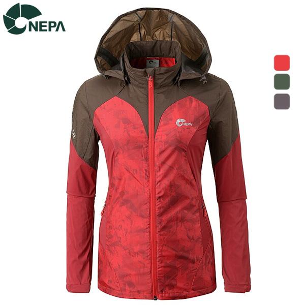 NEPA 네파 여성 누우보 윈드 자켓 7D60639