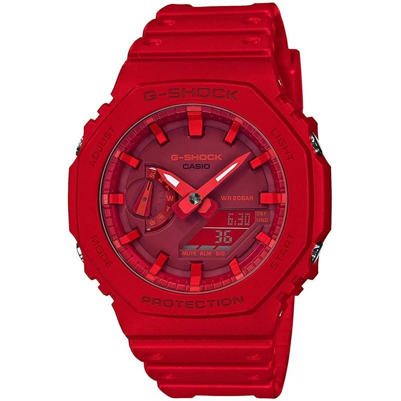 남성 시계 CASIO (카시오) 시계 G-SHOCK (G 쇼크) 카본 코어 가드 구조 GA-2100-4A 남성 [병행 수입품]