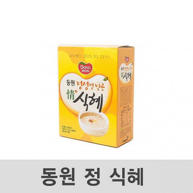 정배마트 정 식혜 238ml 24개, 1