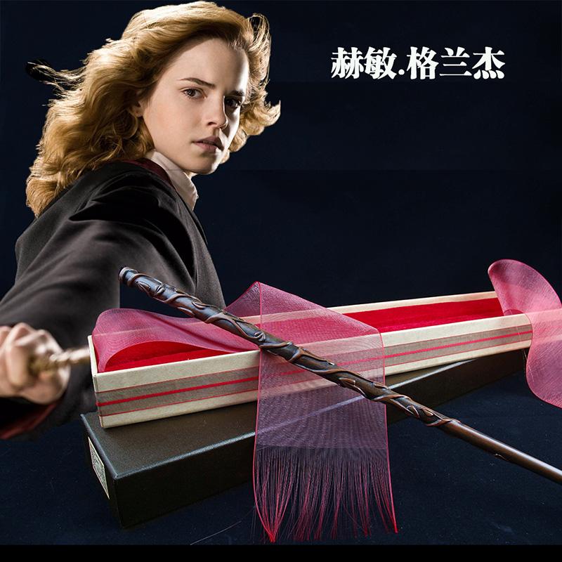 해리포터 지팡이 정품 지팡이 헤르미온느 덤블도어 지팡이, 한 사이즈 + 허 마이 오니개