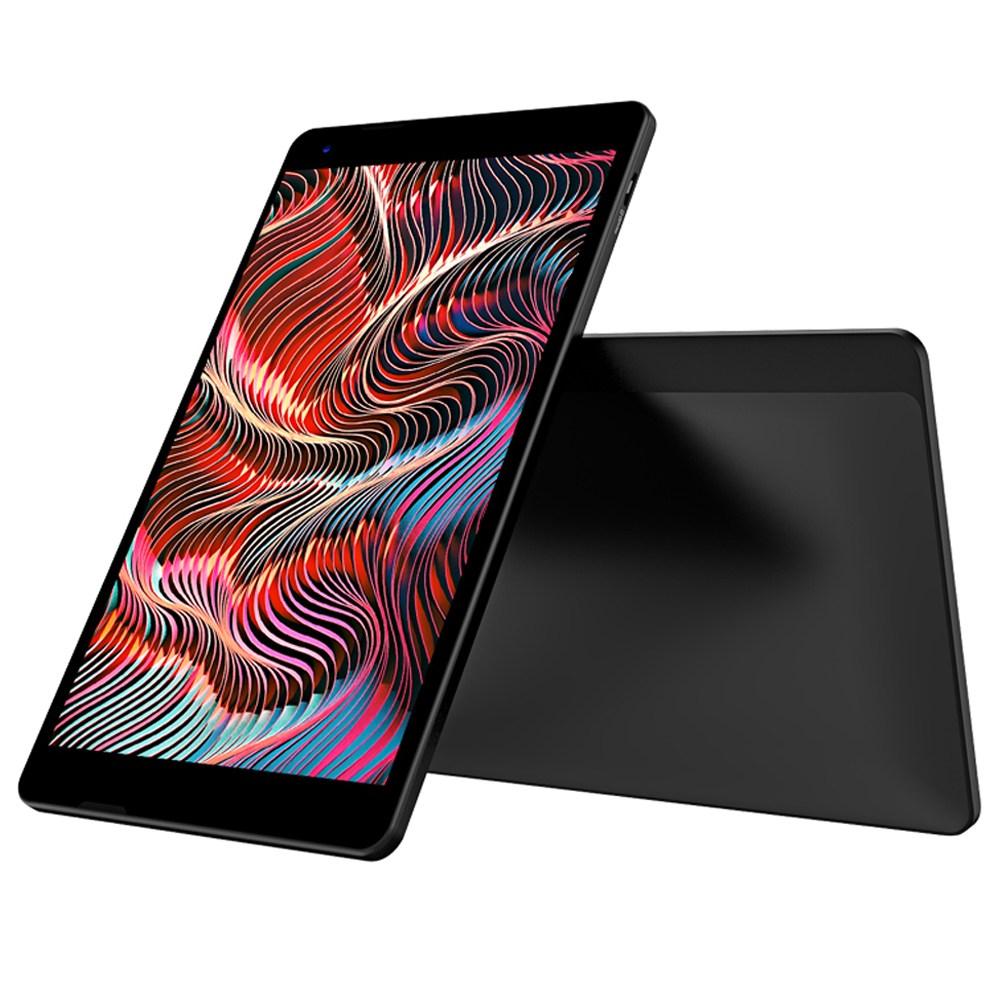 에프쓰리 10.1인치 태블릿PC 64G용량 3G램 쿼드코어 IPS패널 안드로이드 WIFI HDMI 지원, 블랙