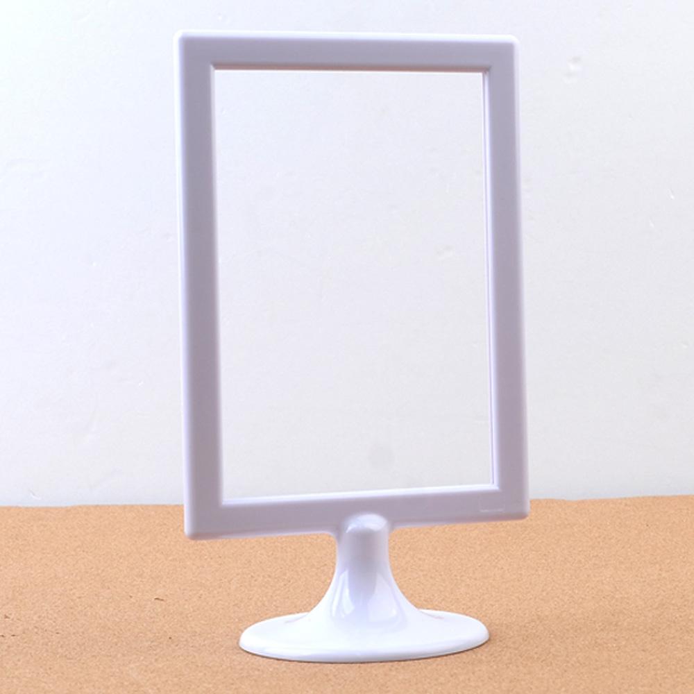 [미스릴리] 스탠드 양면 아크릴 액자 포토 사진 탁상용 틀 프레임 (POP 5754340284)