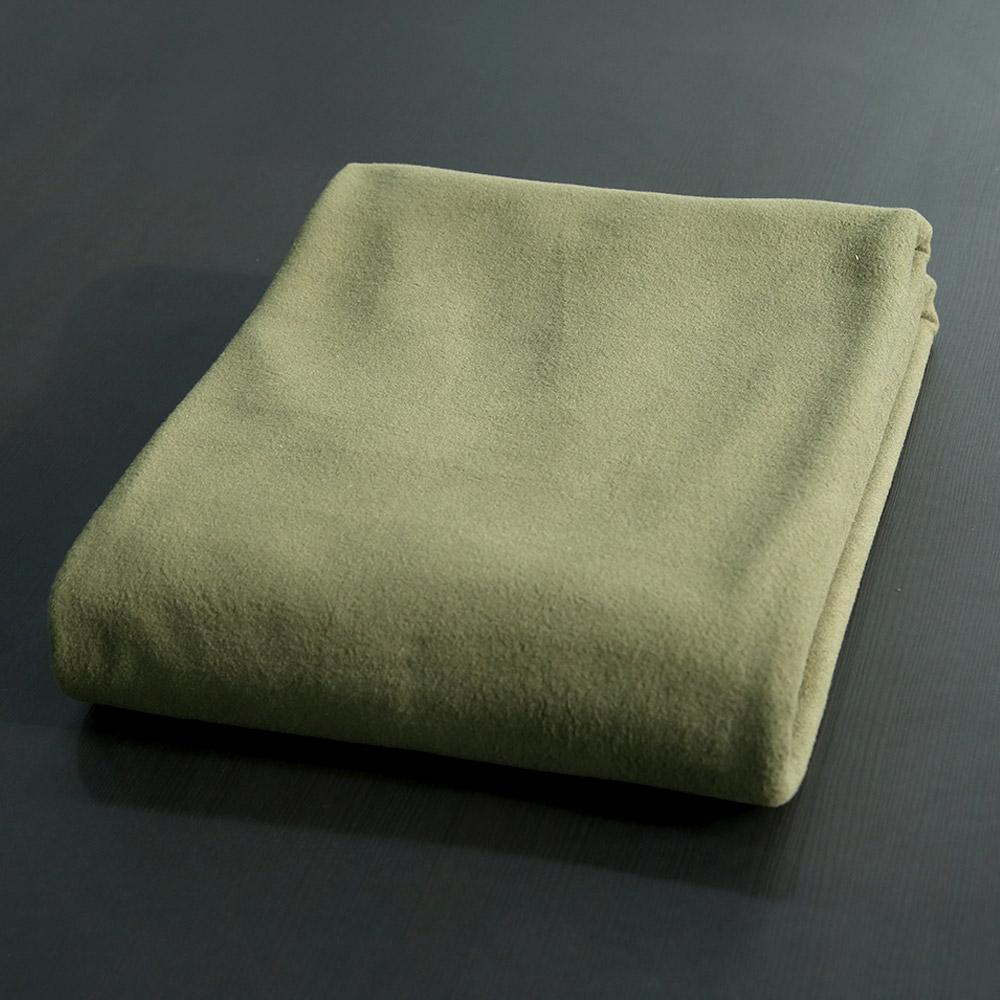 더조아몰 군용 국방색 카키색 모포 담요 블랭킷 다용도