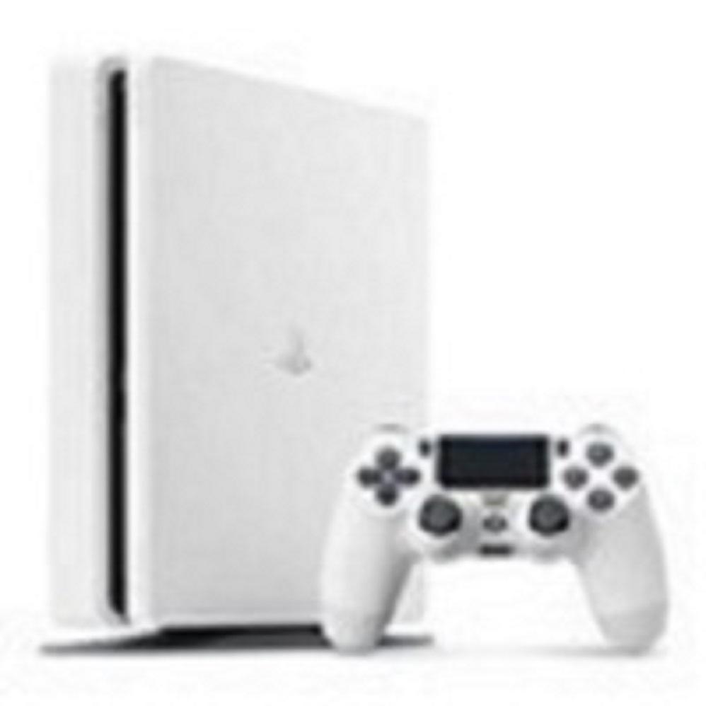 소니 PS4 플레이스테이션4 슬림화이트 2218B 1TB 밀봉 새제품