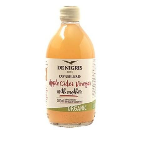 데니그리스 유기농 사과식초, 500ml, 2개