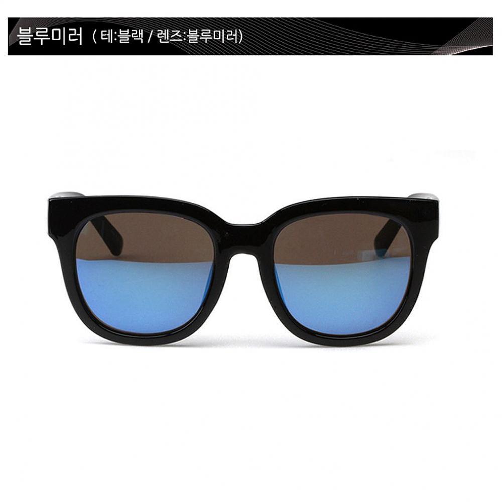 엑스퍼트 클레식 베이직 선글라스 CM7034 - 색상 블루미러 여성 패션선글라스