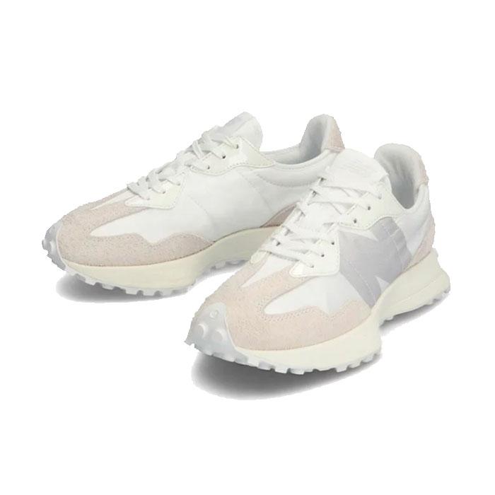 뉴발란스 WS327 문빔 문셀화이트 아이보리 뉴발327 / New Balance Sneakers WS327