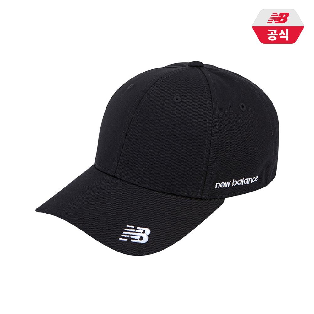 NBGDAF0102 / 사이드로고 볼캡(오버크라운), FREE(999)