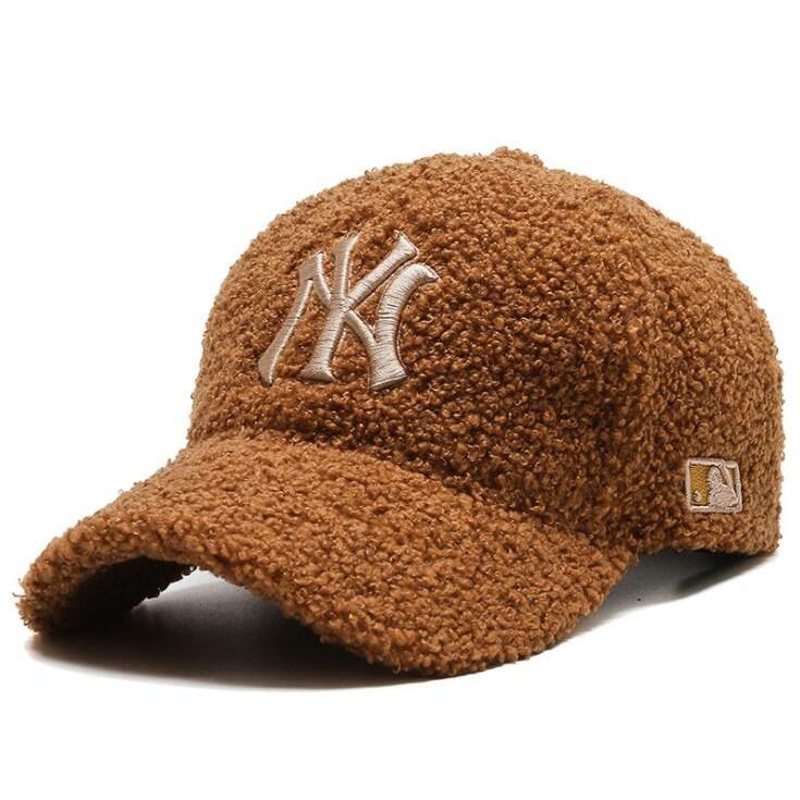 MLB 20SS 추동 기모 후드 패션 NY자수 커플모자 152