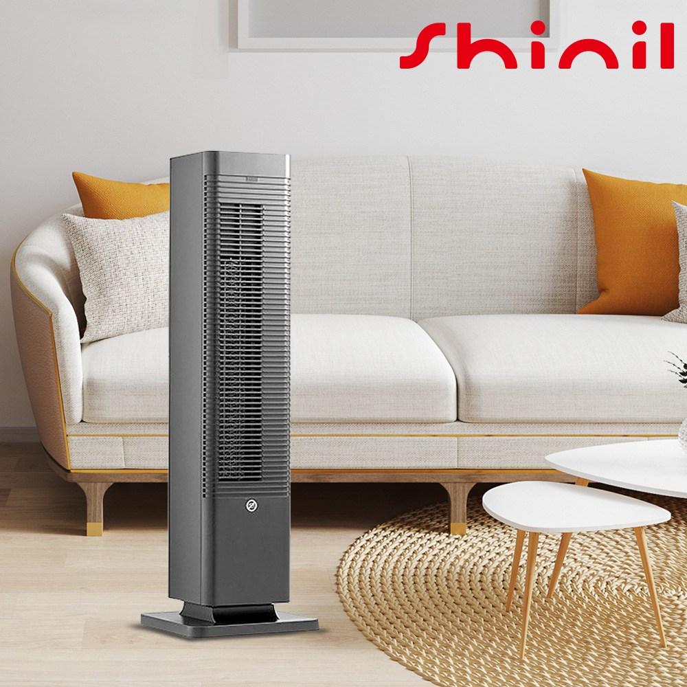 신일 가정용 PTC 전기온풍기 히터 스탠드형 SEH-CH20