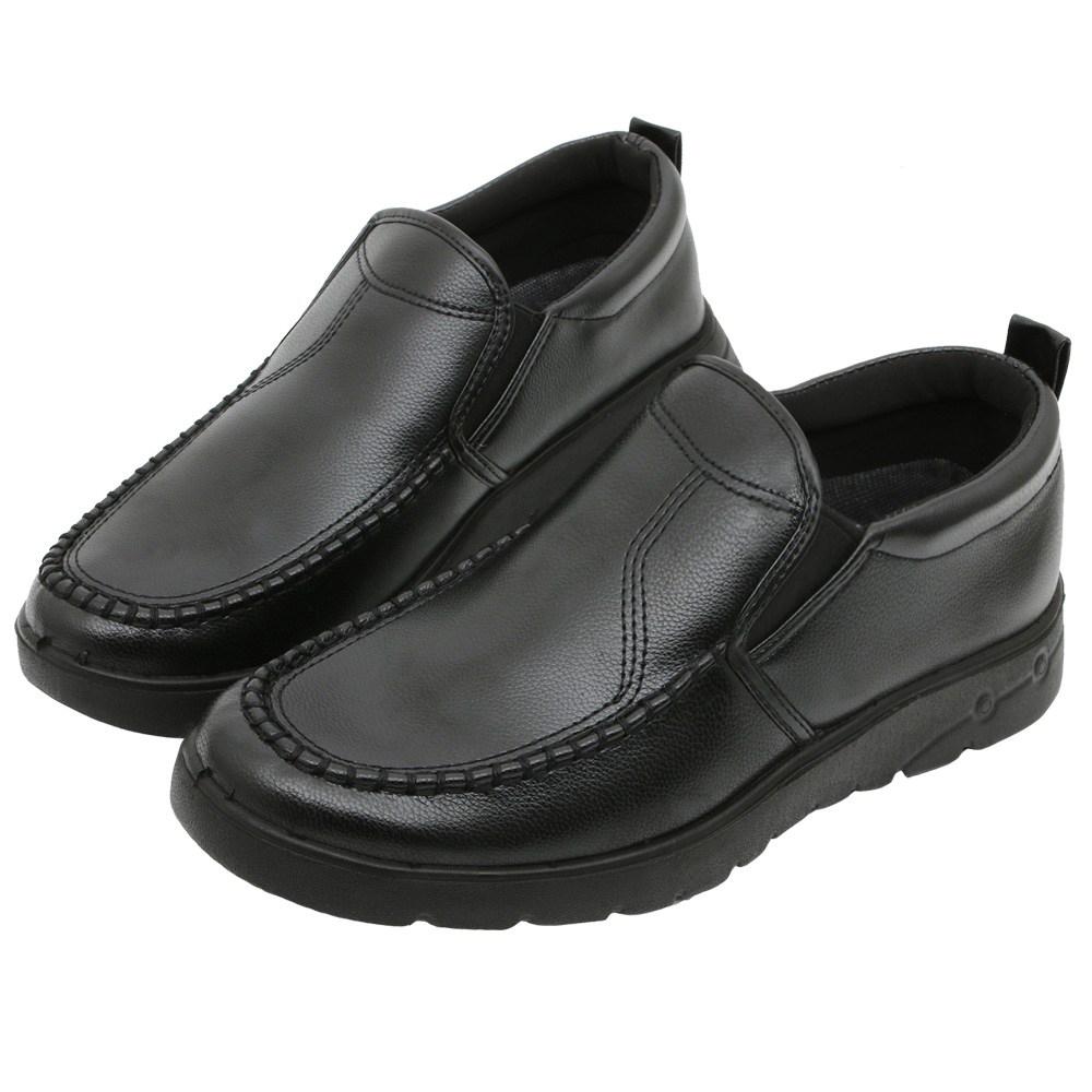슬레진져 남성 컴포트화 효도화 구두 캐주얼화 신발 AF-9213
