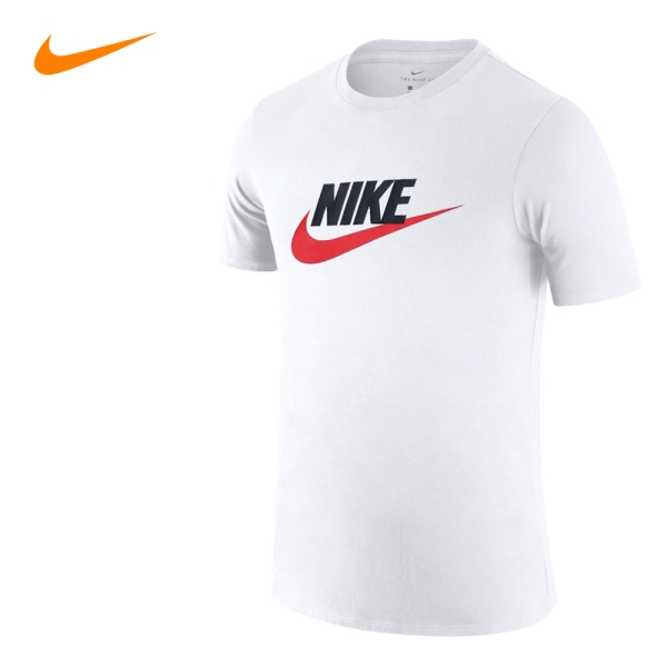 나이키 나이키 아이콘 퓨추라 반팔티 남자 반팔 티셔츠 화이트 AR5004-100