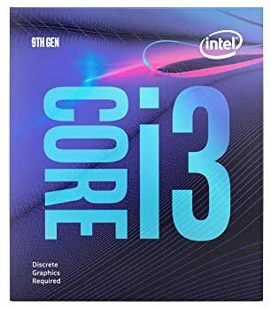 3.예상수령일 2-6일 이내 INTEL 인텔 Core i3-9100F CPU 4 코어 6MB 캐시 LGA1151 CPU BX80684I39100F [, 상세 설명 참조0