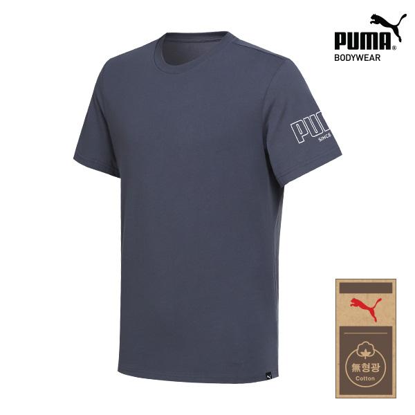 [TOP] 푸마 무형광 코튼 언더셔츠 1종 다크그레이