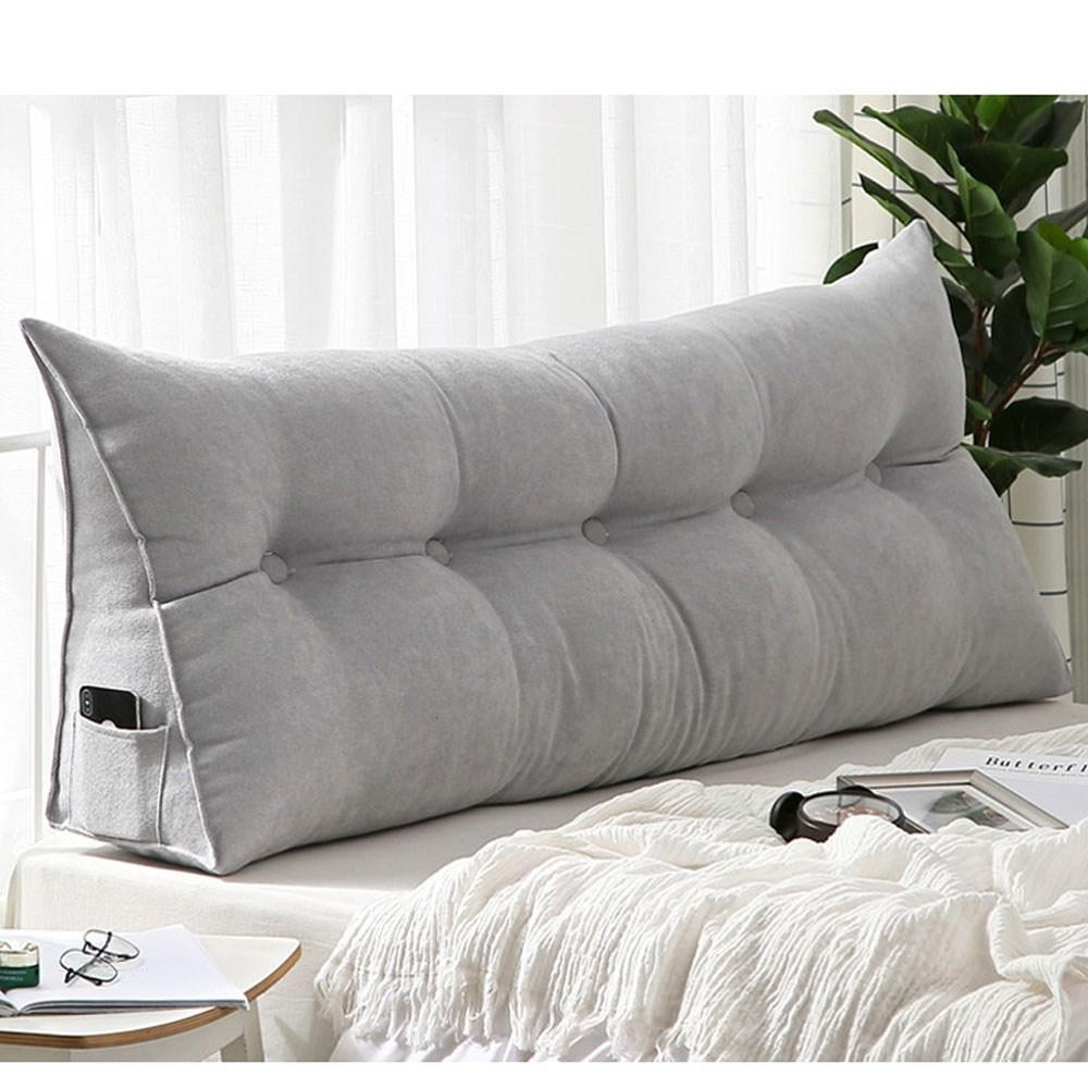 너빛 침대헤드보드 침대가드쿠션 빨래가능, 가로 150CM
