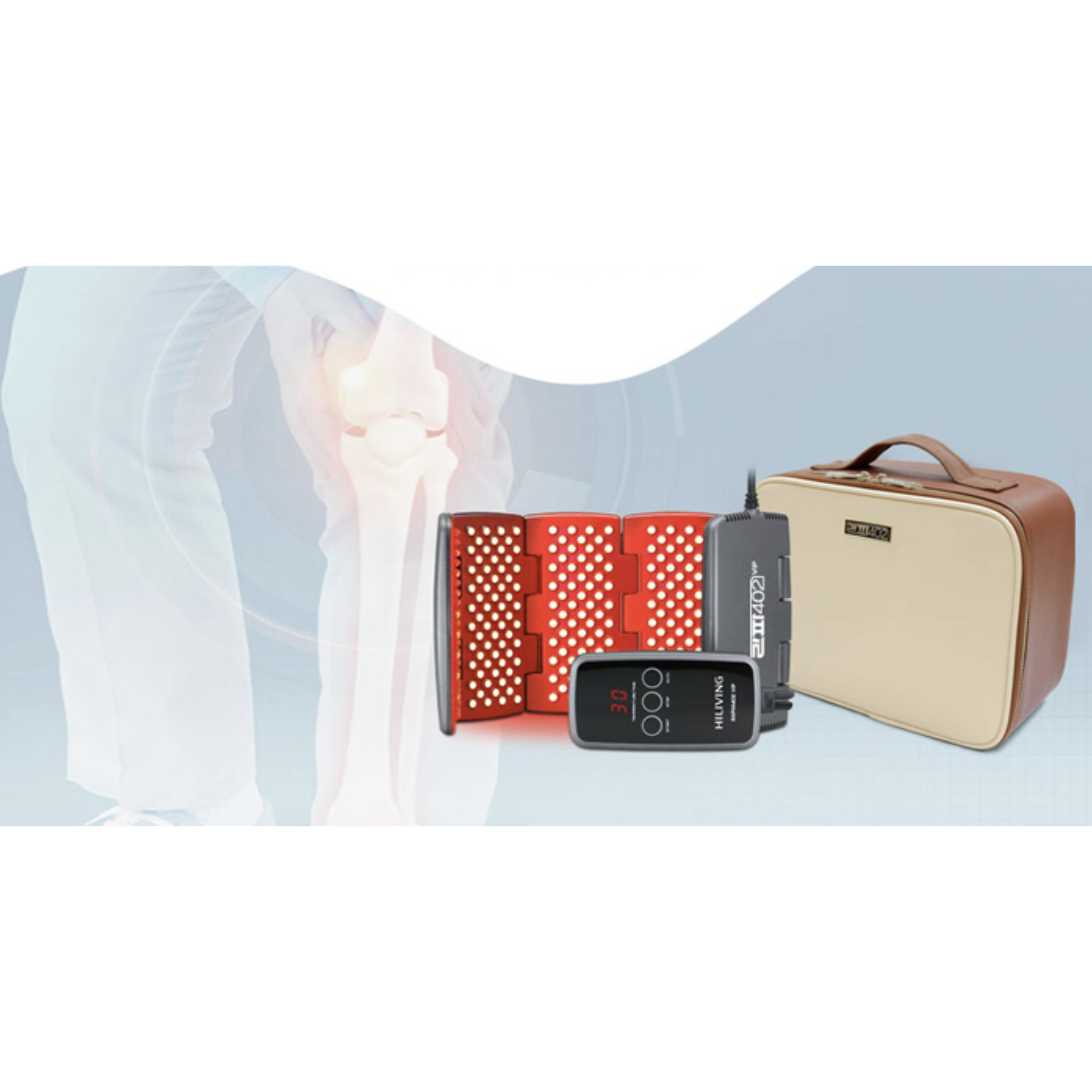 만성염증 퇴행성관절염 탈모치료 라파402 저출력레이저 의료기