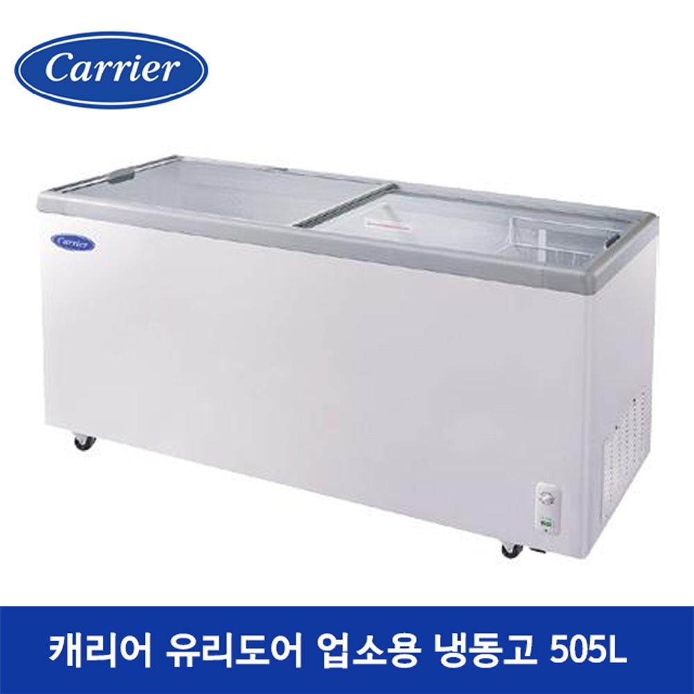 캐리어 클라윈드 업소용 다목적 유리도어 냉동고 CSDH-D600WA 505리터, CSDH-D600WA 기사님방문 (POP 1638396572)