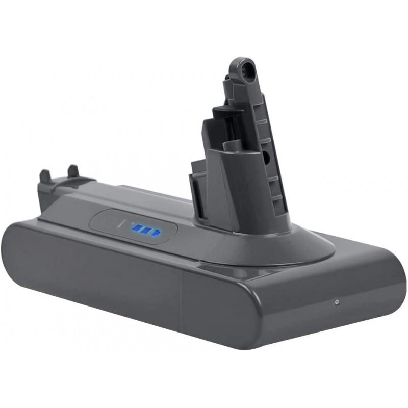 Jialitt 25.2V 4.0Ah Dyson V10 Animal V10 Absolute V10 모터 헤드 무선 진공 청소기 용 교체 배터리 : 홈 오디오 및 극장, 단일옵션