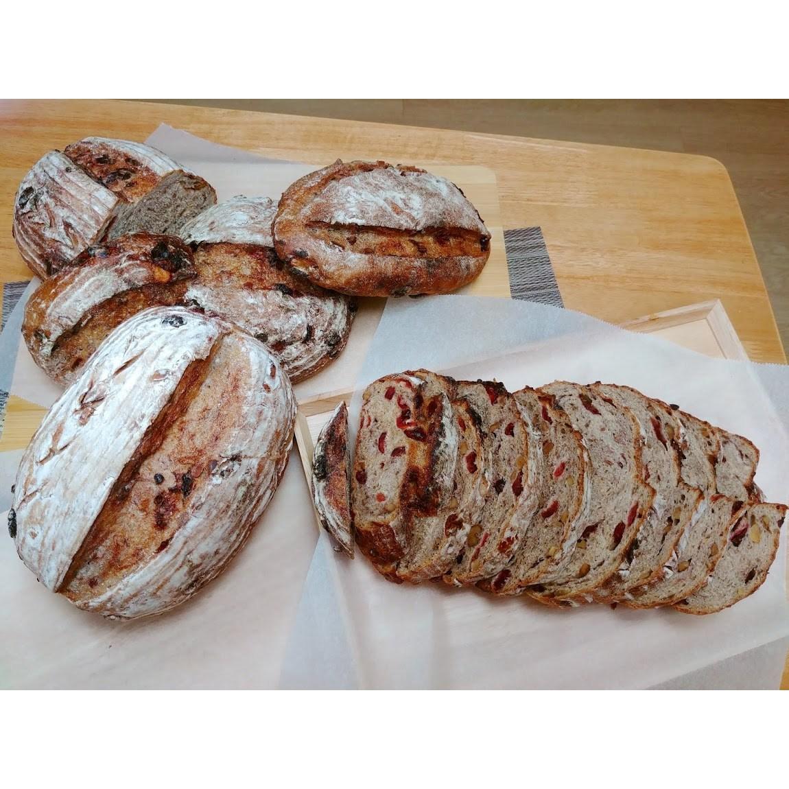 [브레드플레인}유기농 통밀빵-식사대용-다이어트