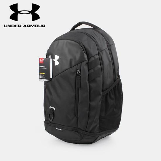 언더아머 가방 백팩 UA 허슬 4.0 백팩 BU-K 블랙, 상세설명 참조