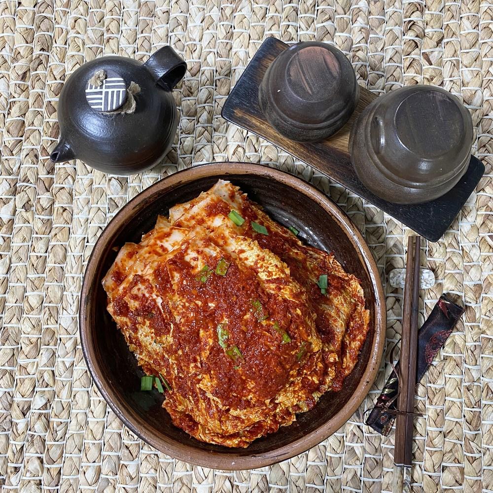 조풍연매운실비김치 대전 월평동 40년 전통의 조풍연 매운 실비김치, 1팩, 2kg-3-1366177168