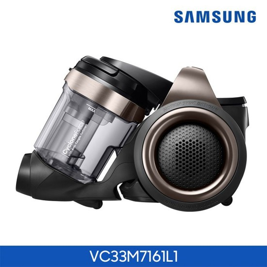 삼성전자 파워모션 진공청소기 VC33M7161L1