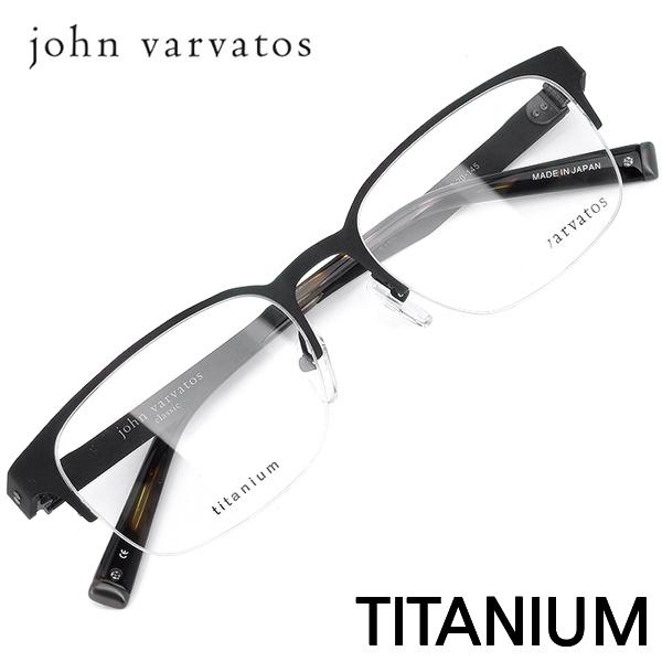 존바바토스 명품 티타늄 안경테 V163-BLACK(53) / JOHN VARVATOS / 트리시클로