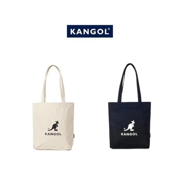 KANGOL 캉골 프랜들리 에코백 코니0021