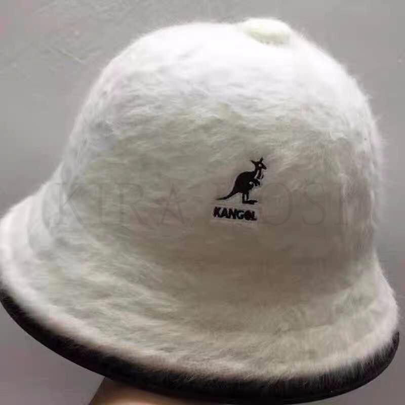 kirahosi kangol 버킷햇 모자 패션 현아 벙거지 토끼털 남여 커플 5호