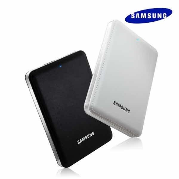 two1mall [삼성전자] 외장HDD 삼성 [USB3.0] 블랙/ 1TB /2TB / 4TB, 387750