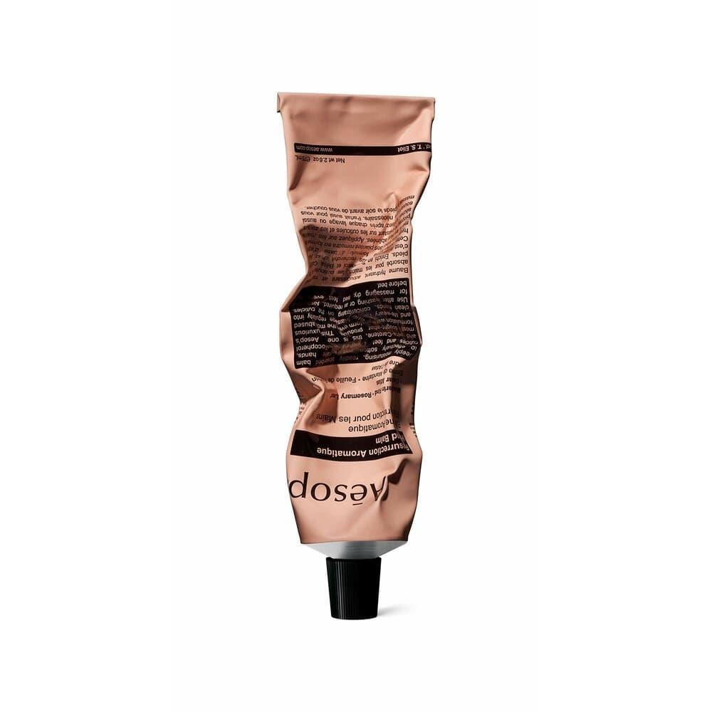 Aesop Resurrection Aromatique Hand Balm 2.9oz 이솝 레저렉션 아로마틱 핸드 밤 75ml 1팩