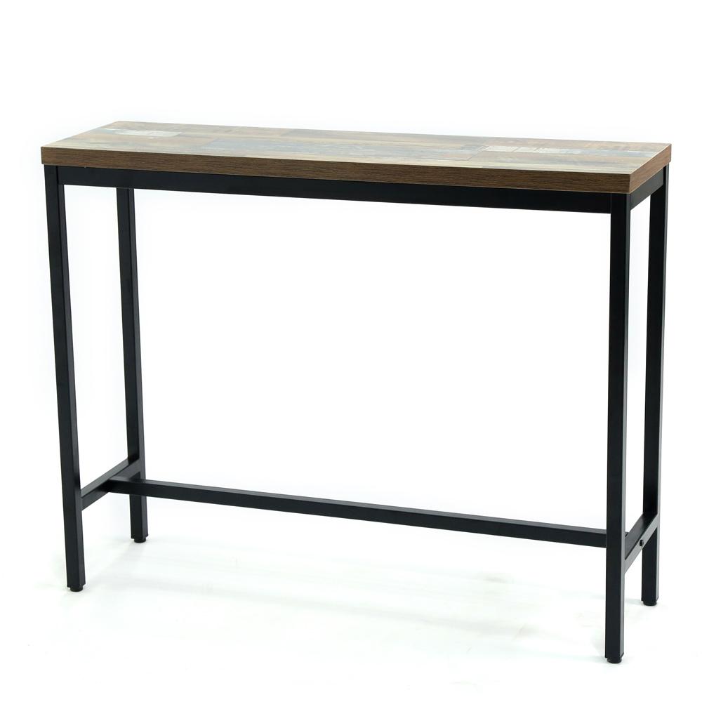 오피스엔홈 솔루션 바 테이블 높은형, 빈티지